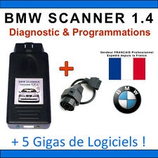 Interface Diagnostique BMW Scanner V1.4 / K+DCAN / K-CAN / OBD2 OBDII / ELM Ø