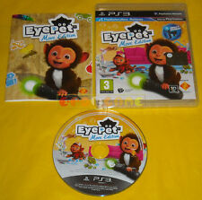EYEPET MOVE EDITION Ps3 Versione Ufficiale Italiana Eye Pet »»»»» COMPLETO