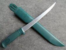 Balzer Filetiermesser mit Ausschaber 17cm Klingenlänge Ges 37cm Filetier Messer