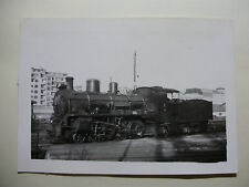 ESP403 - 1960 SANTANDER-BILBAO - Steam Locomotive No42 PHOTO Spain