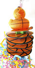 1484 BASKETBALL SHRED BIRD TOY parrot cage toys cages lovebird cockatiel budgie