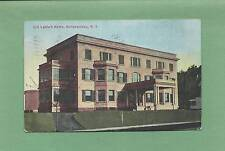 OLD LADIES' HOME In SCHENECTADY, NY Vintage 1910 Postcard