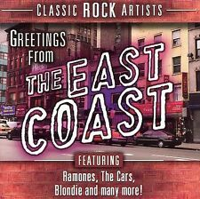 Greetings from the East Coast by Various Artists (CD, 2005, American Beat Recor…