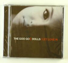 CD - The Goo Goo Dolls - Let Love In - #A1722