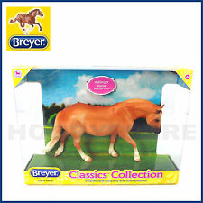 NEW BREYER CHESTNUT HAFLINGER 1:12 SCALE MODEL HORSE CLASSICS COLLECTION 938