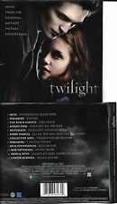 CD 12T TWILIGHT MUSIC FROM ORIGINAL PICTURE SOUNDTRACK MUSE/LINKIN PARK/FARRELL