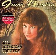 JUICE NEWTON : ALL AMERICAN COUNTRY (CD) sealed