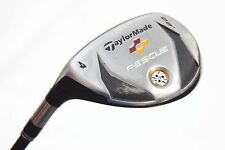 TaylorMade Rescue 2009 Hybrid 4 22° Golf Club REAX 65 Aldila Flex-R