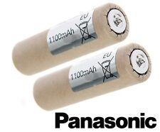 PANASONIC WER160L2504 2X Accu Batterie NiMh ER160 ER161 ER1610 ER1611 K-4846