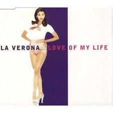 La Verona (Feldbusch) Love of my life (1995) [Maxi-CD]