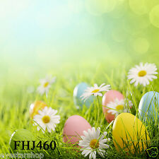 10X10FT Easter's Day Vinyl  photography Background Backdrop photo props FHJ460