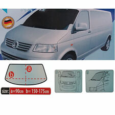 VAN WINDSCREEN ANTI FROST/ICE/SNOW COVER PROTECTOR WINDSHIELD VW T4 T5 VIVARO