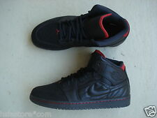 "Nike Air Jordan 1/I '99 45 ""Last Shot"" Black/Gym Red-Black"