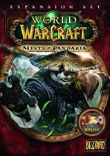 World of Warcraft Mists of Pandaria PC Mac Nuevo Sellado
