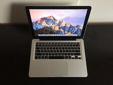 "Macbook Pro 13"" Mid 2012, i5 2.5 GHz, 8 GB Ram, 256 SSD"