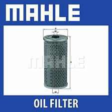 Mahle Oil Filter OX92D (Mercedes Benz)