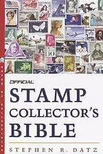 The Official Stamp Collector's Bible-ExLibrary