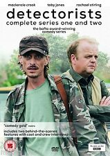 Detectorists: The Complete BBC Series (Season) 1 & 2 Collection Box Set New DVD