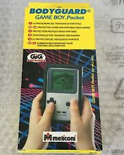 Nintendo Body Guard Meliconi Gig Electronics Rubber Cover Game Boy Pocket