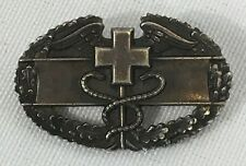 WWII US Army Combat Medic Badge