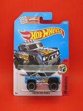 HOTWHEELS HW DAREDEVILS 8/10 CUSTOM FORD BRANCO JEEP 153/250 HOT WHEELS DIE-CAST
