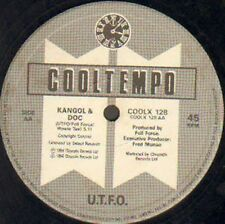 U.T.F.O. - We Work Hard / Kangol And Doc - Cooltempo