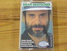DRAFI DEUTSCHER Hits mit Drafi Deutscher MC