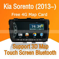 Car Dash DVD Radio Stereo GPS Navigation Bluetooth for Kia Sorento 2013 2014