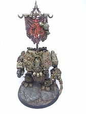 WH40k CSM Forge World Nurgle Death Guard Dreadnought Helbrute - Painted