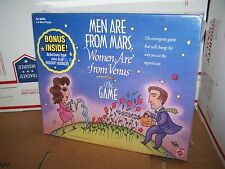 Men Are From Mars, Women Are From Venus the Game - NEW AND SEALED