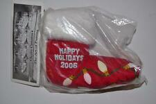 SCOTTY CAMERON 2006 HAPPY HOLIDAYS CHRISTMAS LIGHT HEADCOVER NEW IN BAG PUTTER
