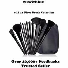 E.L.F. ELF 11 PIECE MAKEUP BRUSH SET COLLECTION  #85015