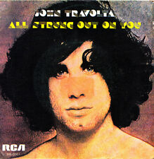 "JOHN TRAVOLTA-ALL STRUNG OUT ON YOU + EASY EVIL SINGLE 7"" VINYL 1977 SPAIN"