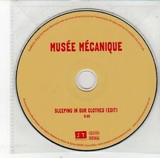 (EH101) Musee Mecanique, Sleeping In Our Clothes - 2010 DJ CD