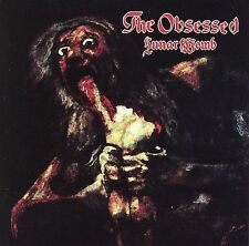 Lunar Womb [Remaster] by The Obsessed (CD, Apr-2006, Meteor City)