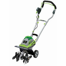 "Earthwise (11"") 40-Volt Lithium-Ion Cordless Cultivator"