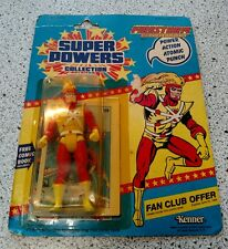 SUPER POWERS FIRESTORM THE NUCLEAR MAN VINTAGE KENNER 1985
