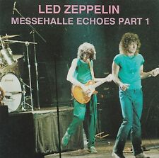 LED ZEPPELIN DOUBLE CD MESSEHALLE ECHOES 7/24/80 ORIG SILVER DISC PAGE PLANT '91