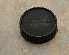 Genuine Minolta Rear Lens Cap SR MC MD Rokkor (#1226)