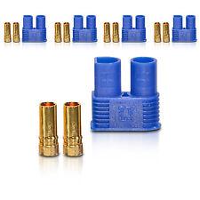 High current EC3 Socket 3.5 mm Gold contact plug 5 pcs. partCore 100115