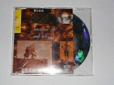 KISS AND TELL HOLOVIEW CD HOLOGRAPHICS UK IMPORT