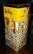 Rare HEYE HUGO PRADES 4000 pcs jigsaw puzzle+poster EGYPTIAN PARTY no 25474