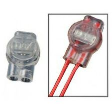 Gel Crimp - 8A CONNECTOR, 2WAY - Pack 50