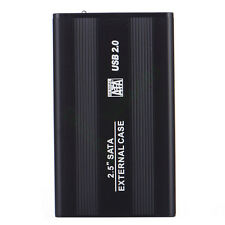 2.5 Inch SATA Hard Drive Enclosure USB 2.0 High Speed External HDD Case