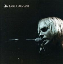 Lady Croissant by Sia (CD, Apr-2007, Astralwerks/EMI) FACTORY SEALED
