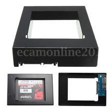 SATA 2.5'' HDD SSD a 3.5'' Disco Duro Adaptador Soporte Convertidor Drive Bay