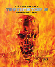 Terminator 2: Judgment Day (Blu-ray Disc Steelbook) Brand New