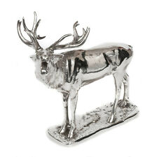 WMF Silver Plate Figure of a Bellowing Elk by Jospeh Franz Pallenberg