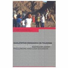 Qualitative Research in Tourism: Ontologies, Epistemologies and Methodologies (R