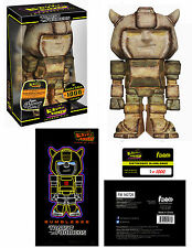 Funko Hikari Transformers Bumblebee Distressed Limited Edition Figure #4953